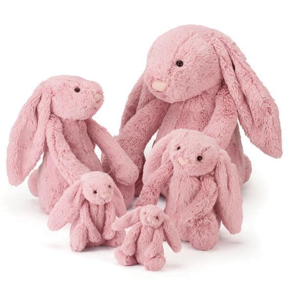 Jellycat Bashful Tulip Bunny Group