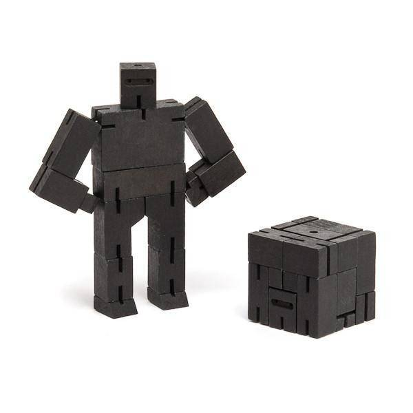 Areaware Cubebot Small Black