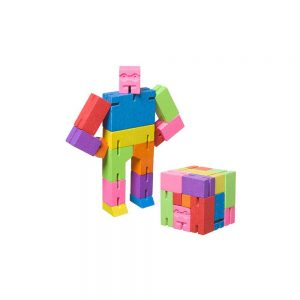 Cubebot Micro – Multi Colored