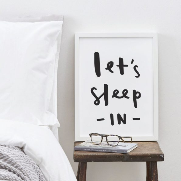 lets-sleep-in-typography-print-black-white_1024x1024
