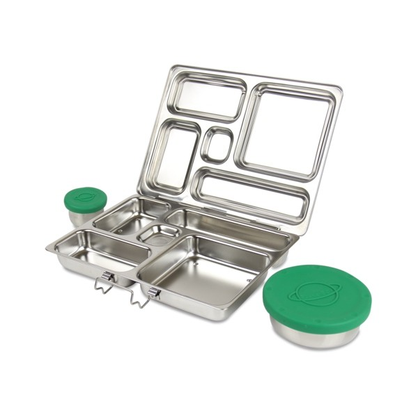 Planetbox Rover Stainless Steel Lunchbox 1