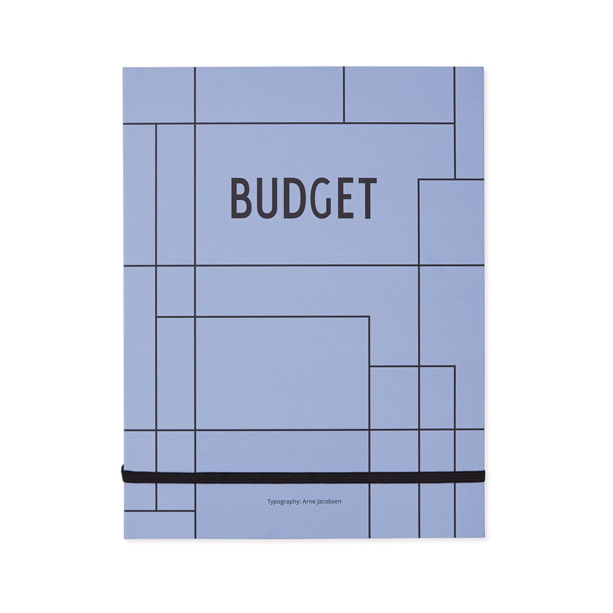Design Letters Budget Buch