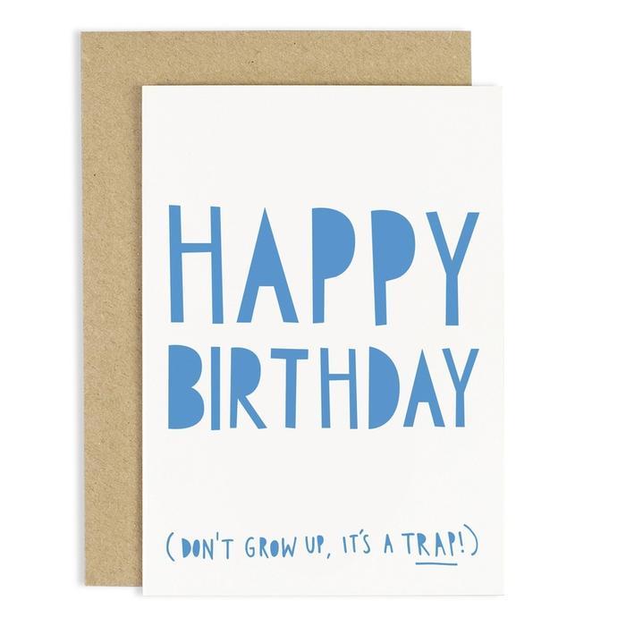 Cc44 Birthday Card Trap X700