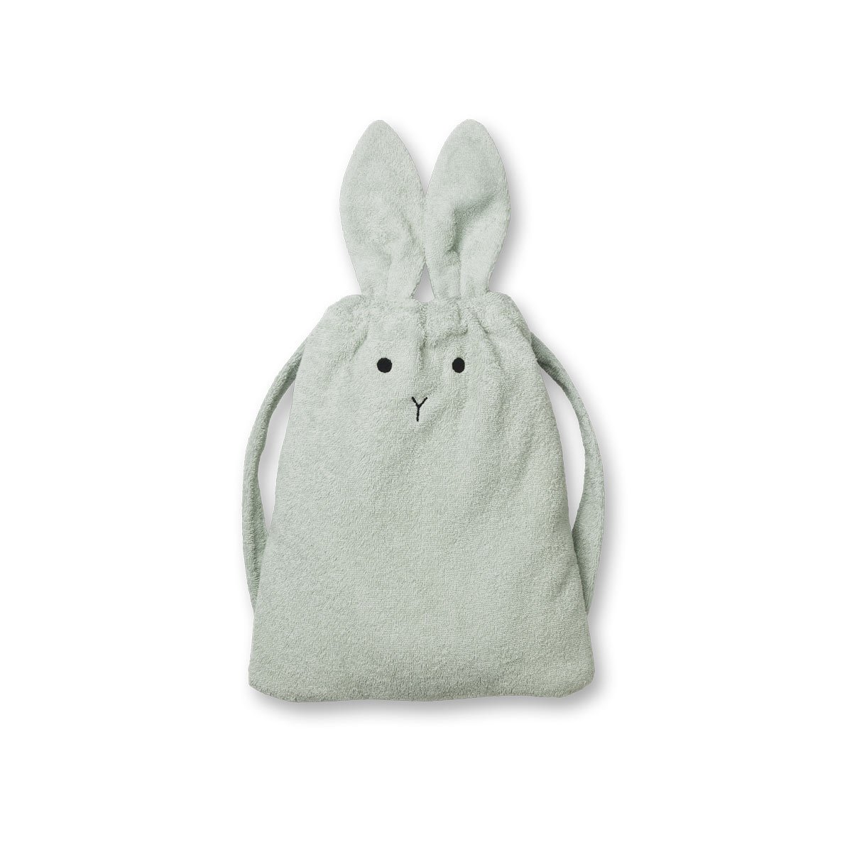 Thor Towel Back Pack Towel LW12385 0036 Rabbit Dusty Mint