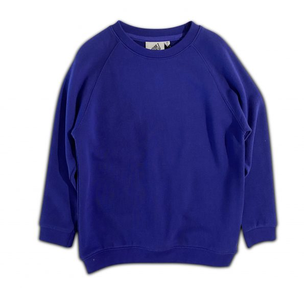 SWEATER – never apologize (front)