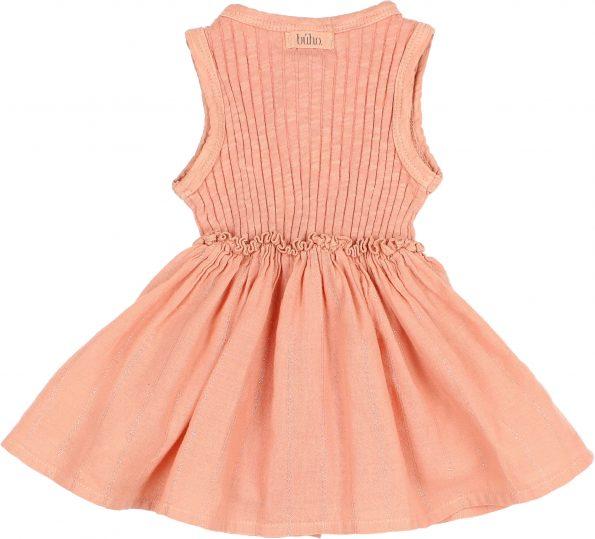 9105 BABY COMBI CULOTTE DRESS SIENA BACK