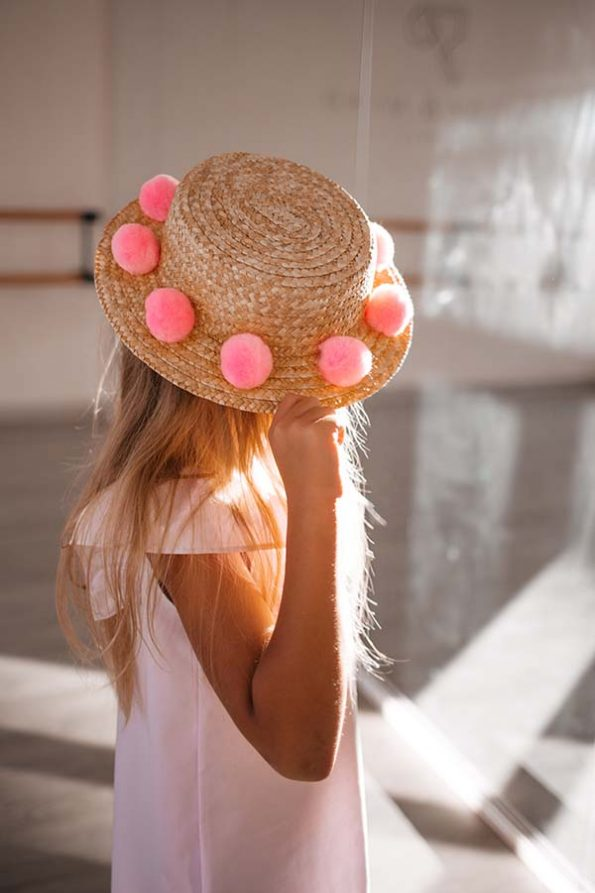 Straw-Hat-Pompom-Boater-Salina-Dress-Straw-Hat-Pompom-Boater-m-1-copy