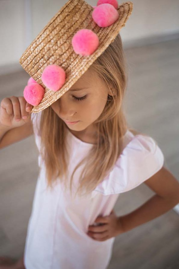 Straw-Hat-Pompom-Boater-Salina-Dress-Straw-Hat-Pompom-Boater-m-4-copy