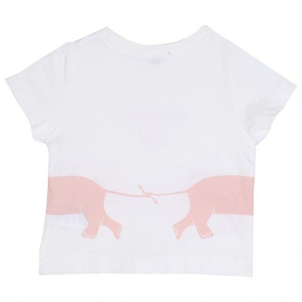 S183-bébé-teeshirt-coton-blanc-ecru-dos (delhi rose)