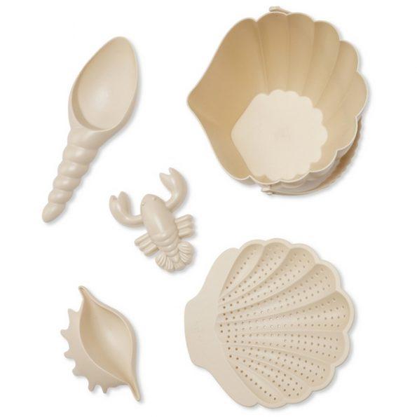 shellbeachsetnatural